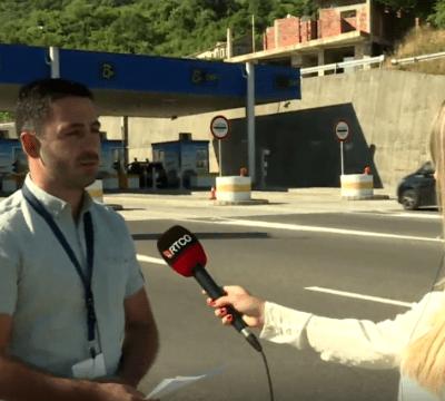 ZBOG KORONE – Promet vozila kroz Sozinu manji za 30 odsto
