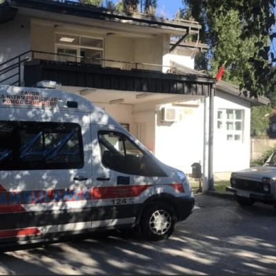 Incident u pljevaljskoj Hitnoj pomoći -Intervenisala policija