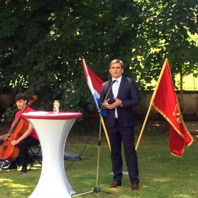 Ibrahimović: Dijaspora dala ogroman doprinos na planu poboljšanja ekonomskog standarda Crne Gore