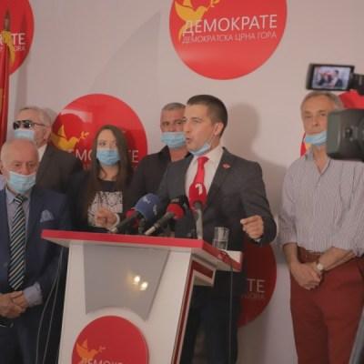 Prva predizborna koalicija, formiran građanski blok