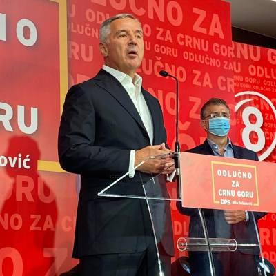 Đukanović: Zajedno sa koalicionim partnerima za sada imamo 40 mandata