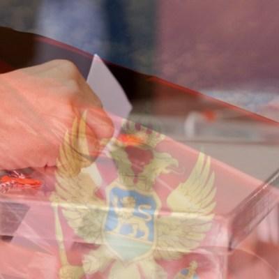 DIK: DPS 35,12 odsto, Za budućnost Crne Gore 32,52 odsto glasova