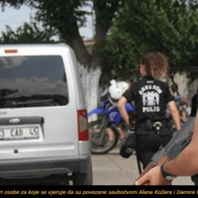 SA MJESTA UBISTVA ŠKALJARACA: Na pištolju tragovi Alana Kožara, pronađeni uzorci krvi i treće osobe