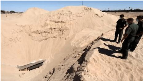 """Otkriven jedan od najvećih tunela u historiji SAD: Objavljeni snimci krijumčarskog """"čuda"""""""