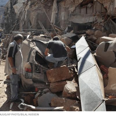 ČUDO u Bejrutu: Djevojčica nakon 24 sata pronađena živa u ruševinama VIDEO