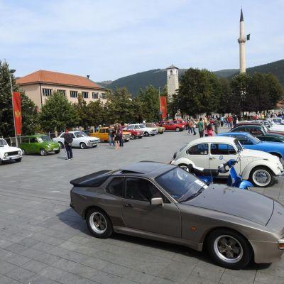 Na pljevaljskom Oldtajmer skupu 27 automobila
