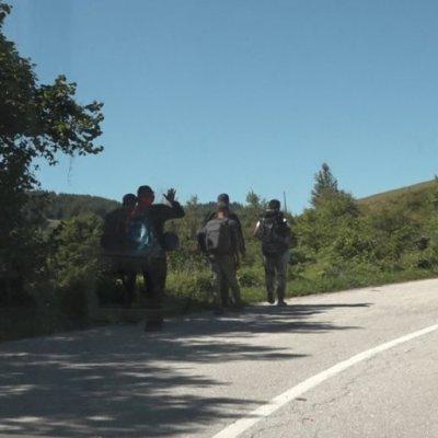 NEMA RAMPE ZA MIGRANTE: Pogranični pojas prema Republici Srpskoj u selu Metaljka bez kontrole