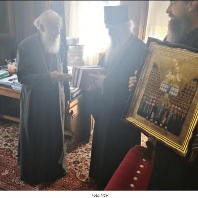 U BEOGRADSKOJ PATRIJARIJI -Irinej i Amfilohije razgovarali o Crnoj Gori