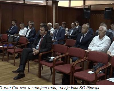 Cerović otputovao, opstaje li lokalna vlast ?