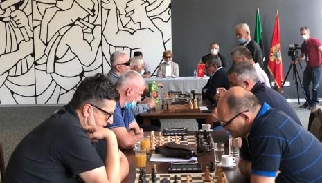 Šahisti Saveza slijepih Crne Gore pobjednici 41.Tradicionalnog turnira