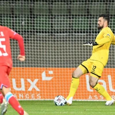 Mijatović i Vujačić u idealnom timu Lige nacija