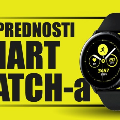 Sve prednosti SMART WATCH-A