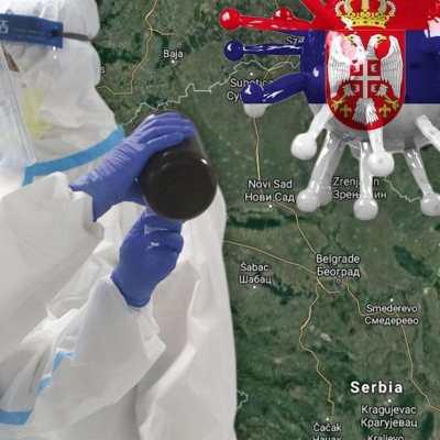 Novi rekord u Srbiji: Zaraženo još 1.545, preminulo pet osoba
