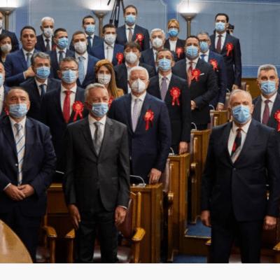 Odrekli se poslaničkih plata, zadržali ministarske zarade