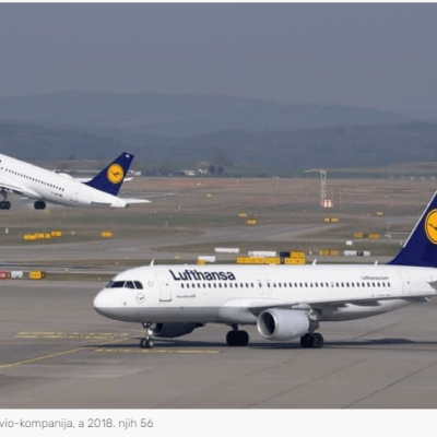 Talas stečajeva tek slijedi: Propale 43 avio-kompanije