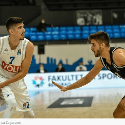 Danilova magična trojka za pobjedu, Partizan pao u Beogradu