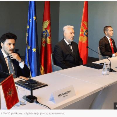 Potpisivanje drugog sporazuma trojne koalicije dovedeno u pitanje