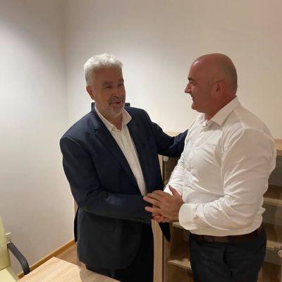 Joković razgovarao sa Krivokapićem: Izražena zajednička želja za postizanjem skorijeg dogovora oko formiranja Vlade