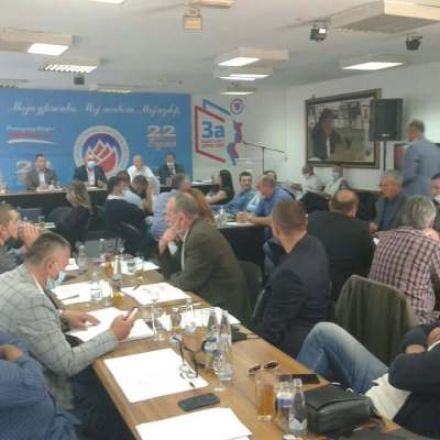SNP zadovoljan izbornim rezultatima: Čestitke novom predsjedniku opštine Andrijevica