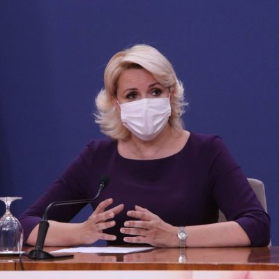 Još tri žrtve u Srbiji, novozaraženih 579