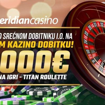 Titan roulette donio dobitak od 4 000€!