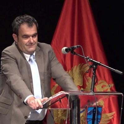 Telegram saučešća Opštine Pljevlja i predsjednika Igora Golubovića povodom smrti Njegovog Visokopreosveštenstva mitropolita Amfilohija