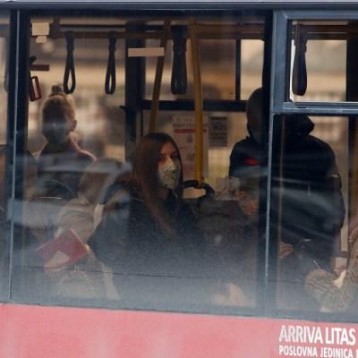U Srbiji još 1.449 pozitivnih, šest umrlih
