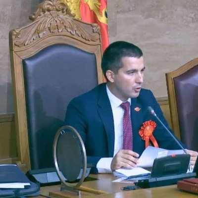Bečić: Rasprava o Vladi pomjerena za 2. decembar