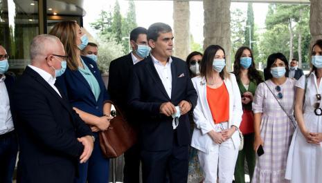 Dio pristalica Bošnjačke stranke osniva novu partiju