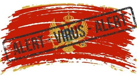 Crna Gora na trećem mjestu u svijetu po broju slučajeva koronavirusa