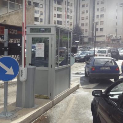 Građani Pljevalja nezadovoljni naplatom parkinga ispred svojih zgrada