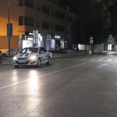 Stupila na snagu mjera zabrane izlaska poslije 22h – Puste ulice Podgorice