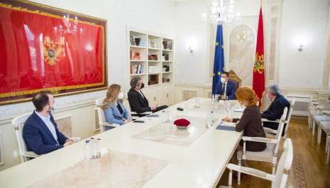 Predsjednik Skupštine ugostio predstavnike IA