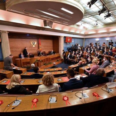 Sjednica Skupštine Crne Gore – uživo