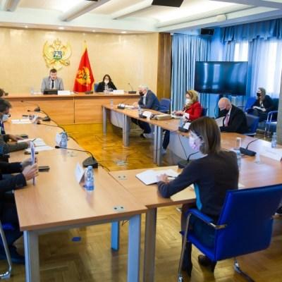 Održana prva sjednica Radne grupe za izradu izmjena i dopuna Poslovnika Skupštine Crne Gore