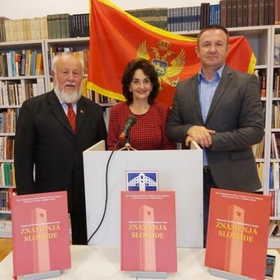 """Predstavljena knjiga """"Znamenja slobode"""" – Spomenici NOR-a u Pljevaljskom kraju"""