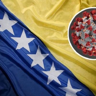 U Bosni i Hercegovini 489 novozaraženih, 15 osoba preminulo