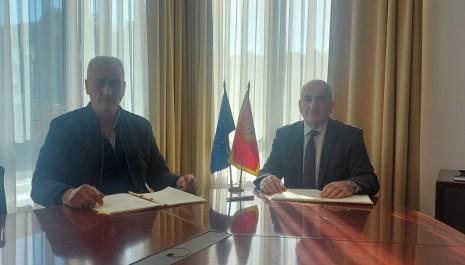 POTPISAN UGOVOR O DONACIJI SREDSTAVA: Uskoro rekonstrukcija Mosta na Đurđevića Tari, Kina donirala više od sedam miliona eura
