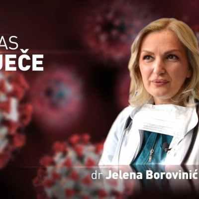 Borovinić-Bojović: Strategija borbe protiv pandemije će biti zasnovana na stručnim, a ne političkim i selektivnim mjerilima