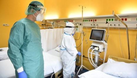 Životno ugroženo 45 kovid pacijenata