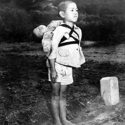 Najtužnija fotografija snimljena je nakon atomskog napada na Nagasaki