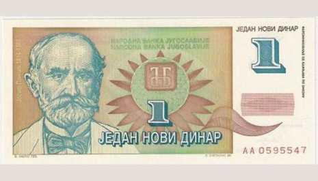 Na današnji dan: Zaustavljena hiperinflacija