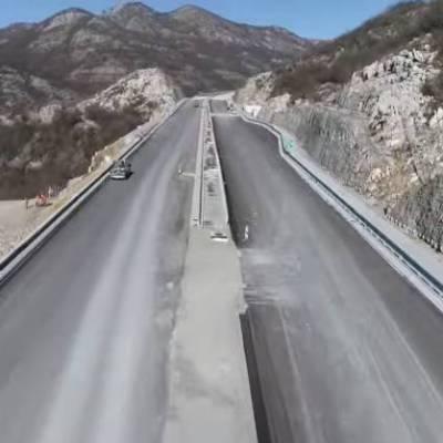 VIDEO: Novi presjek stanja na GRADILIŠTU – Evo kako teku RADOVI na AUTO-PUTU Bar-Boljare