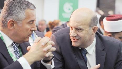 Rafet Husović uputio čestitku Milu Đukanoviću povodom reizbora na mjesto predsjednika DPS-a
