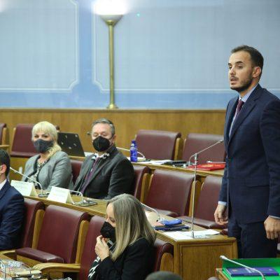 Konatar: Tražićemo parlamentarnu istragu o arčenju novca u oblasti pomorstva