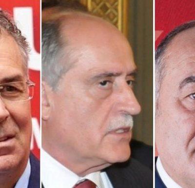 VRIJEME JE ZA MLAĐE LJUDE: Gvozdenović, Simović i Roćen odbili kandidature za potpredsjedničko mjesto u DPS-u