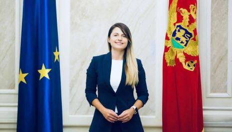 Ministarka Tamara Srzentić čestitala Dan novinara Crne Gore