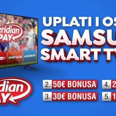 Nevjerovatan vizuelni doživljaj uz Samsung Smart TV i preko 200eur bonus poklona