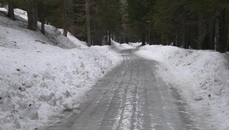 Jočić: Put ka Crnom jezeru se ne održava, okovan ledom, trpimo ogromne štete