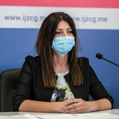 Kljajić: Spisak netačnih tvrdnji Jelene Borovinić Bojović – ministarka bez argumenata